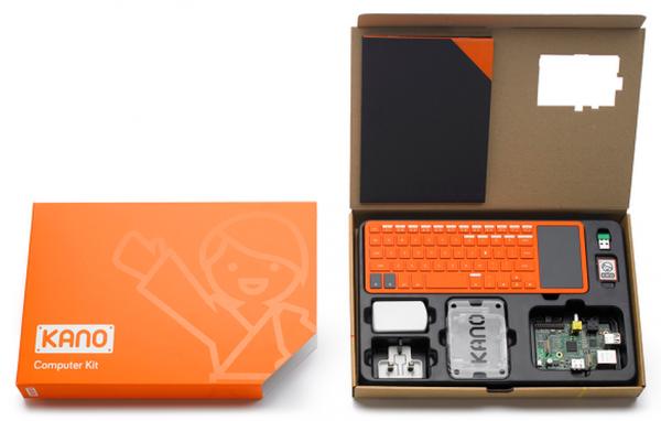 Računalniški paket Kano