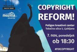 Copyright reforma